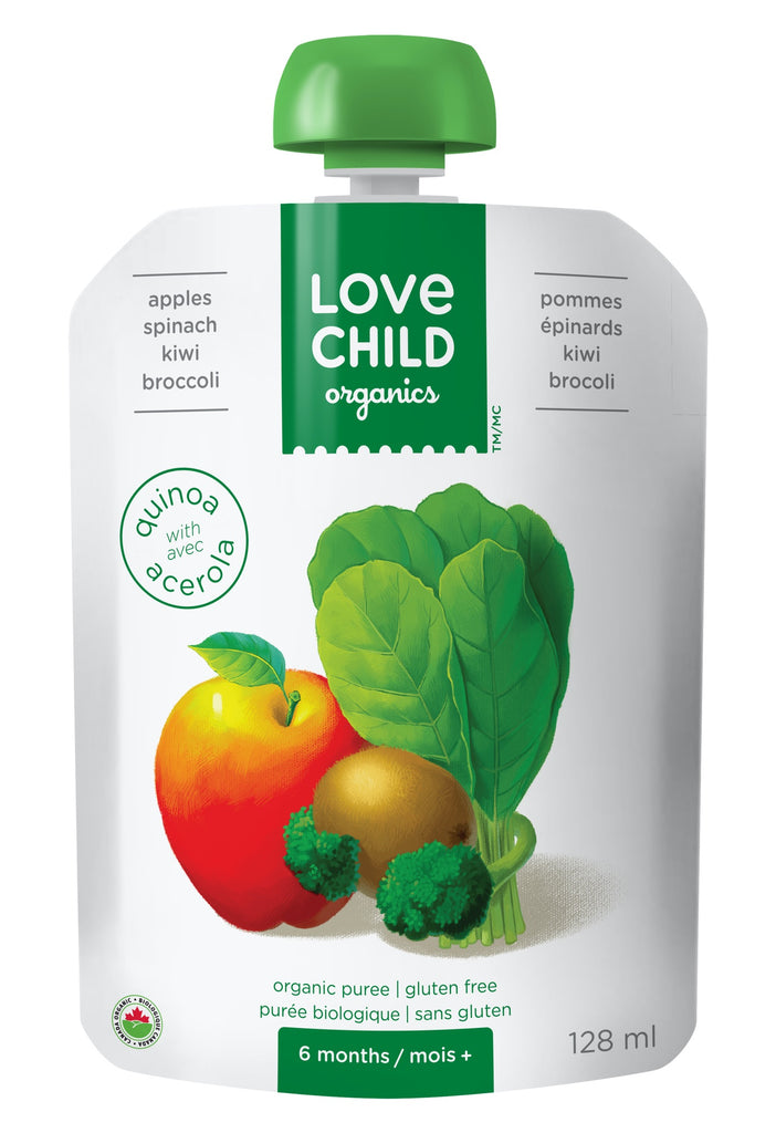 Superblends: Apples, Spinach, Kiwi & Broccoli