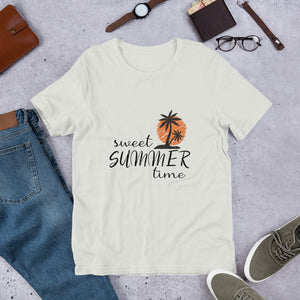 "Short Sleeve T-Shirt ""Sweet Summer Time"""