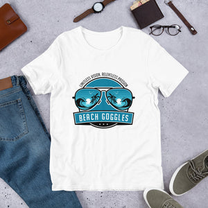 "Short Sleeve T-Shirt ""Beach Goggles"""