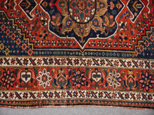 Load image into Gallery viewer, Bakhitar rug vintage 6.7 x 4.4 ft