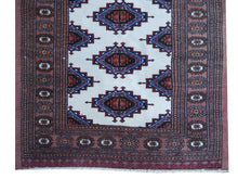 Load image into Gallery viewer, Bokhara vintage rug 5.3 x 3.2 ft - 156 x 95 cm