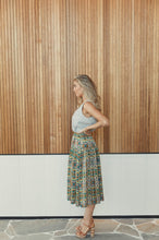 Load image into Gallery viewer, Pundara Skirt in Pathways Print