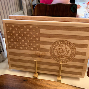 Custom Made American Flag