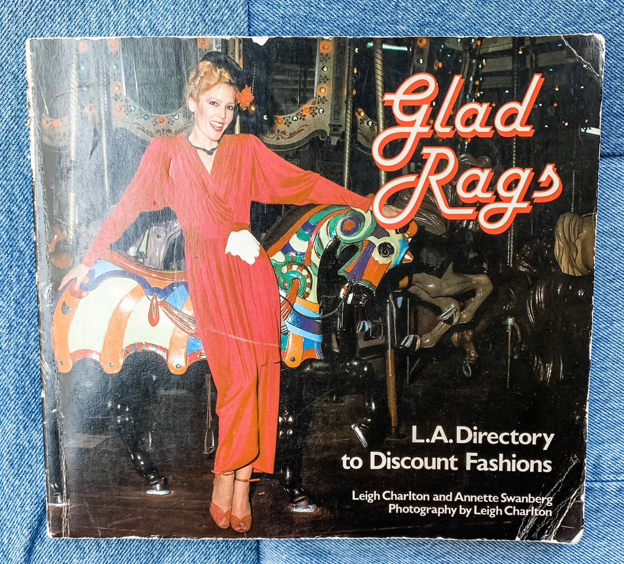 Glad Rags: A Guide to Discount Fashions in LA - My Best Vintage Life Podcast