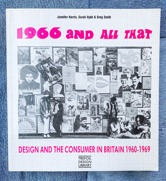 1966 and All That | Vintage Fashion Book