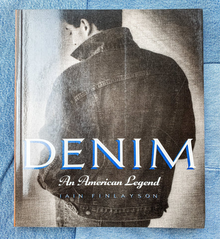Denim: An American Legend Vintage Fashion Book - My Best Vintage Life Podcast