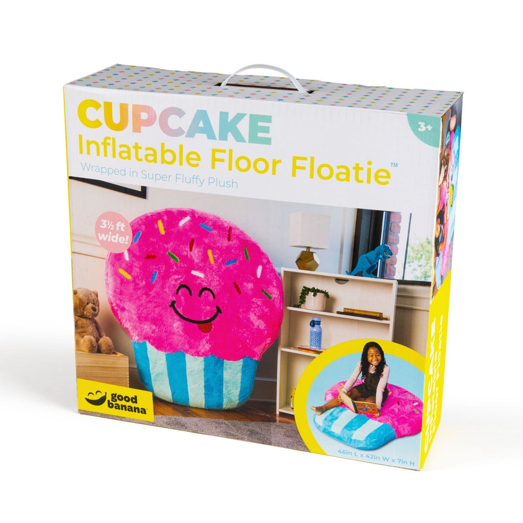 Cupcake Floor Floatie