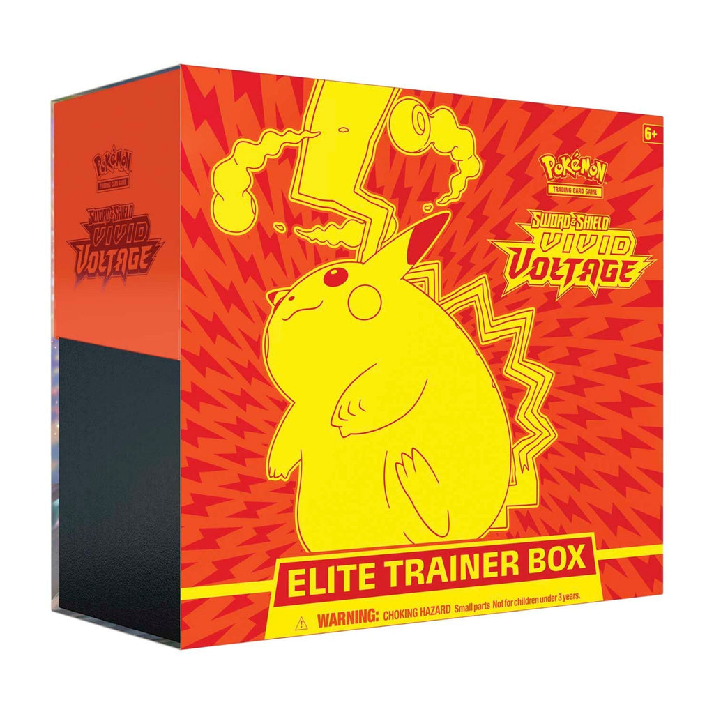 Pokémon Vivid Voltage: Elite Trainer Box