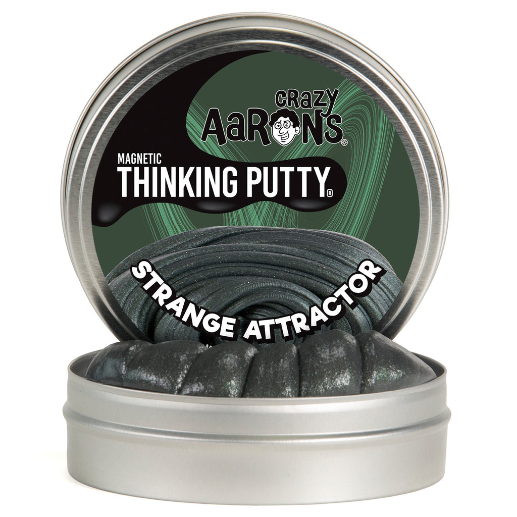 strange attractor magnetic putty