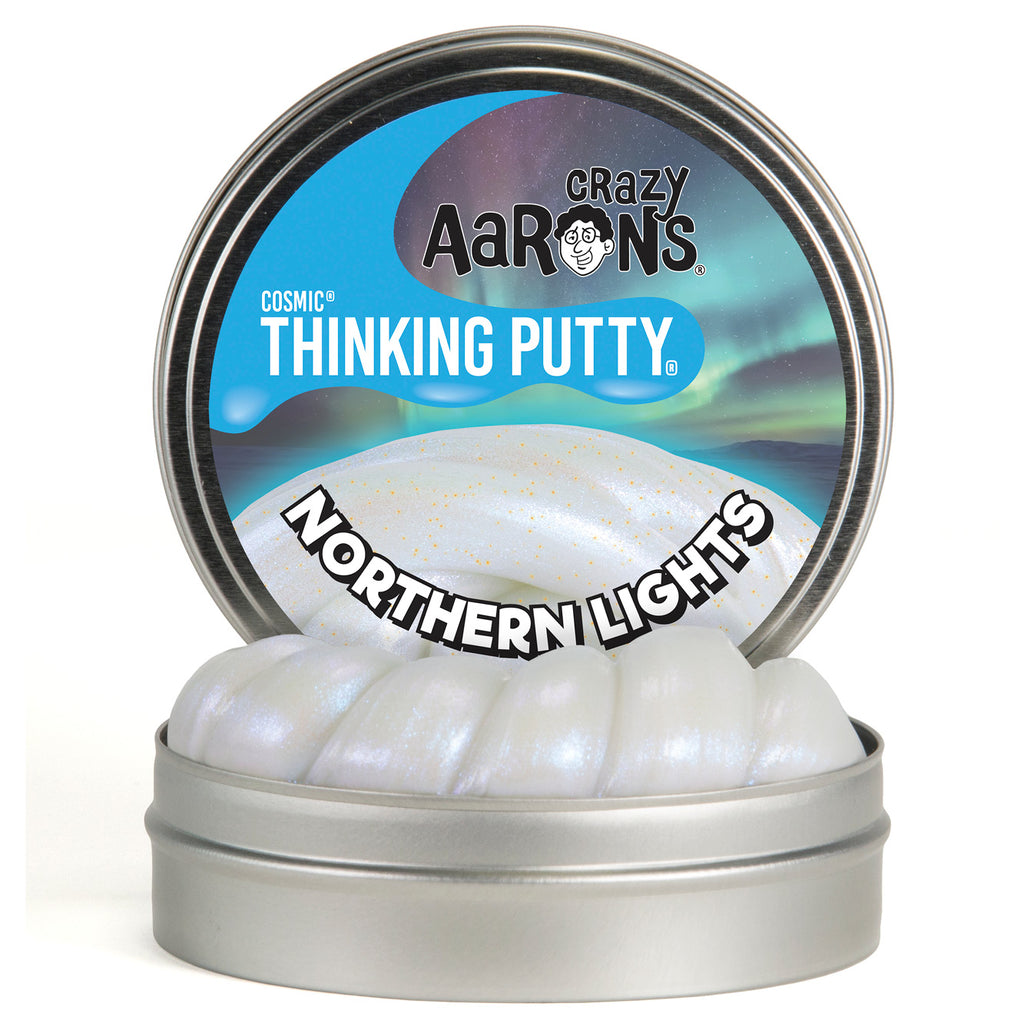 northern lights thinking putty