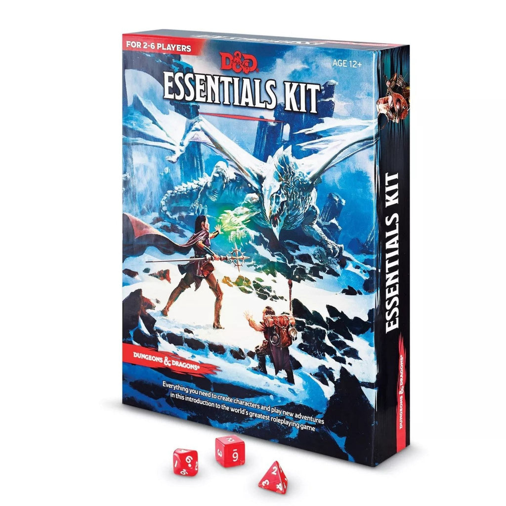 Dungeons & Dragons Essentails Kit