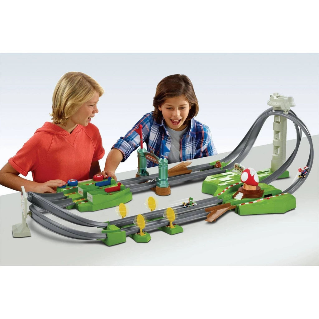 Hot Wheels Mario Kart Circuit Trackset