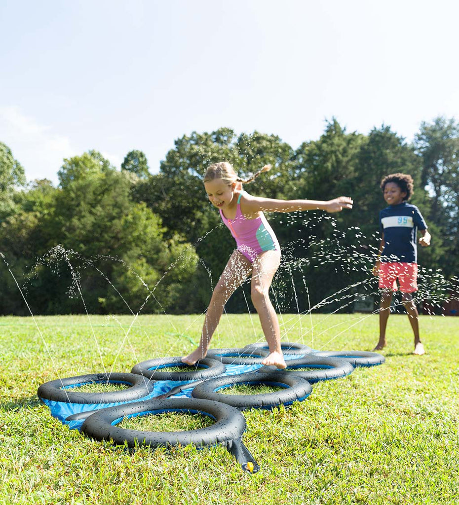 Inflatable Tire Run Sprinkler