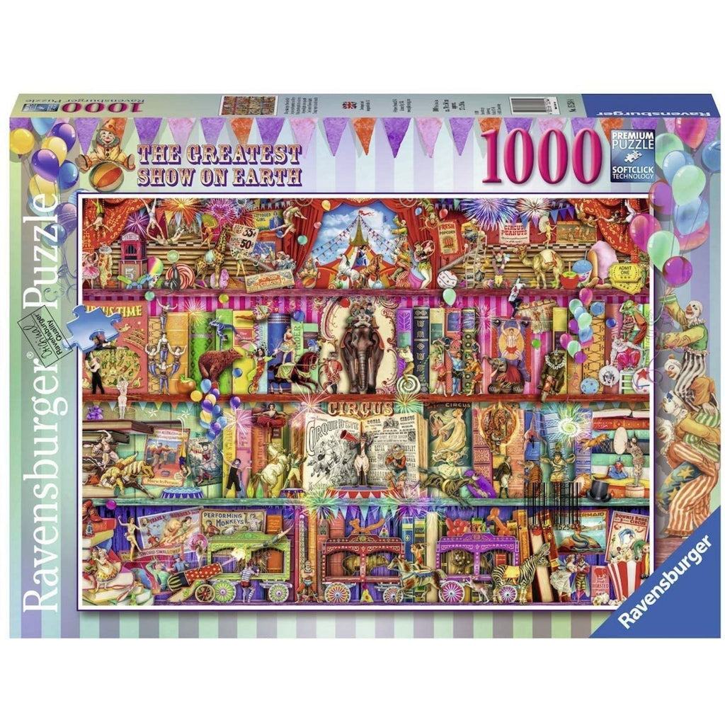 The Greatest Show on Earth Puzzle