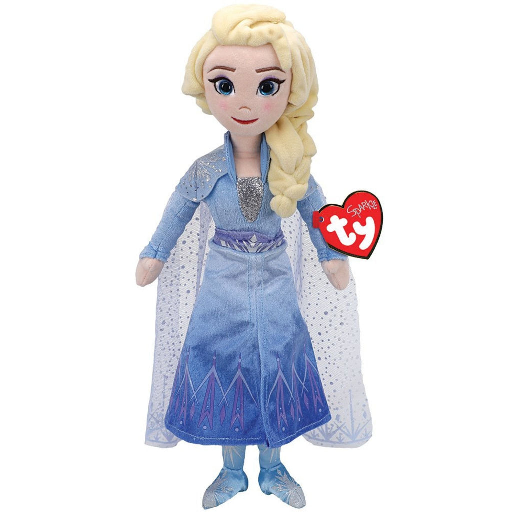 Elsa Princess Doll