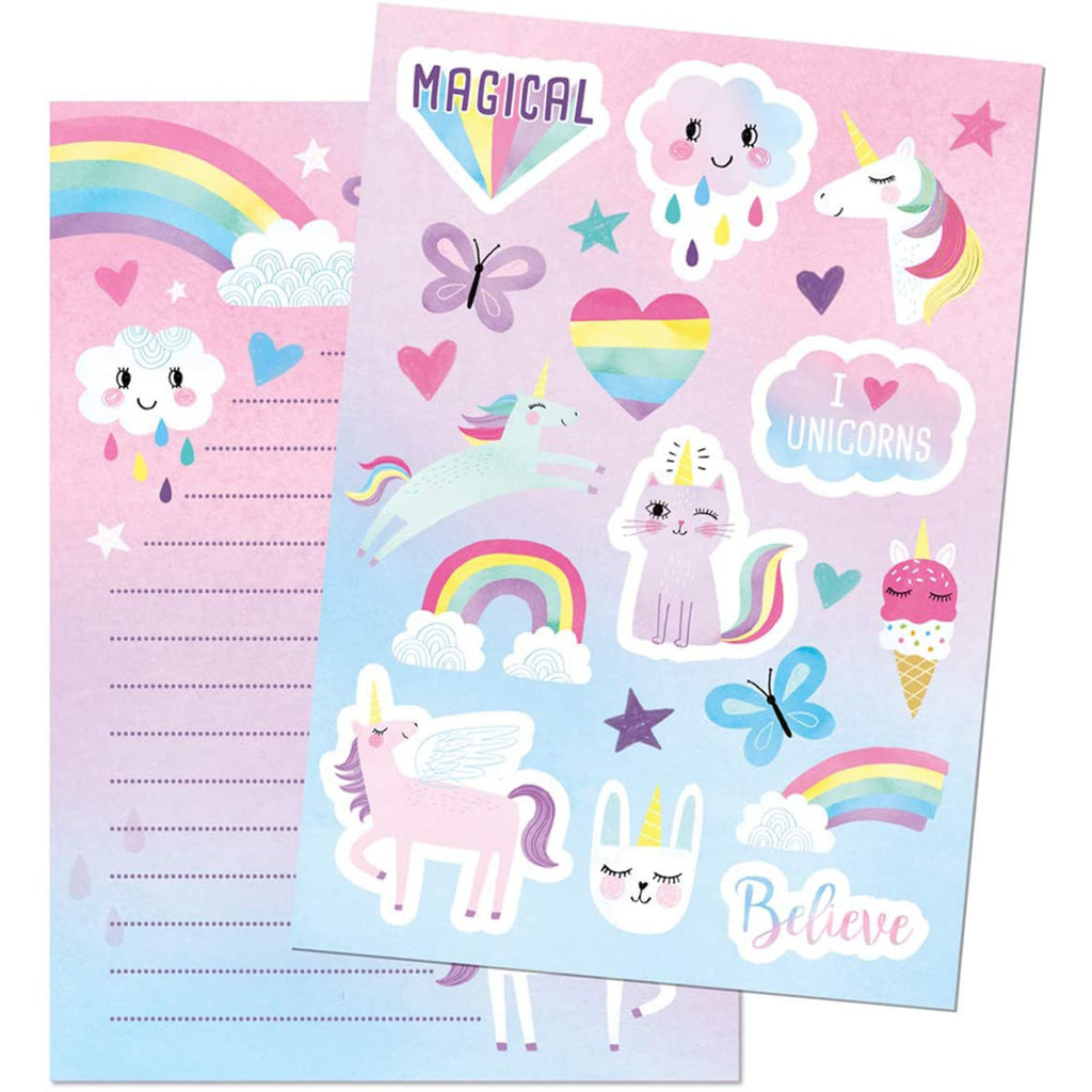 Unicorn Stationary Set