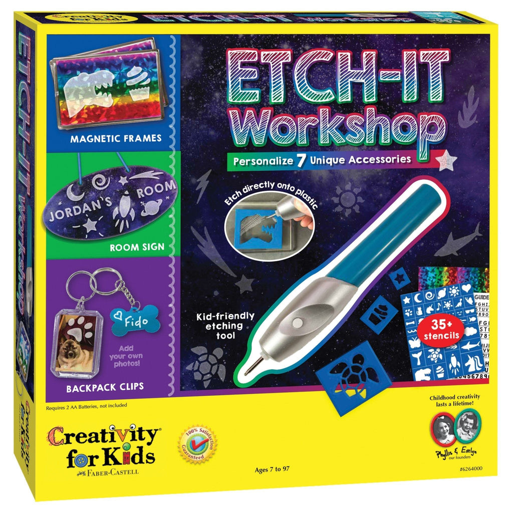 Etch-It Workshop