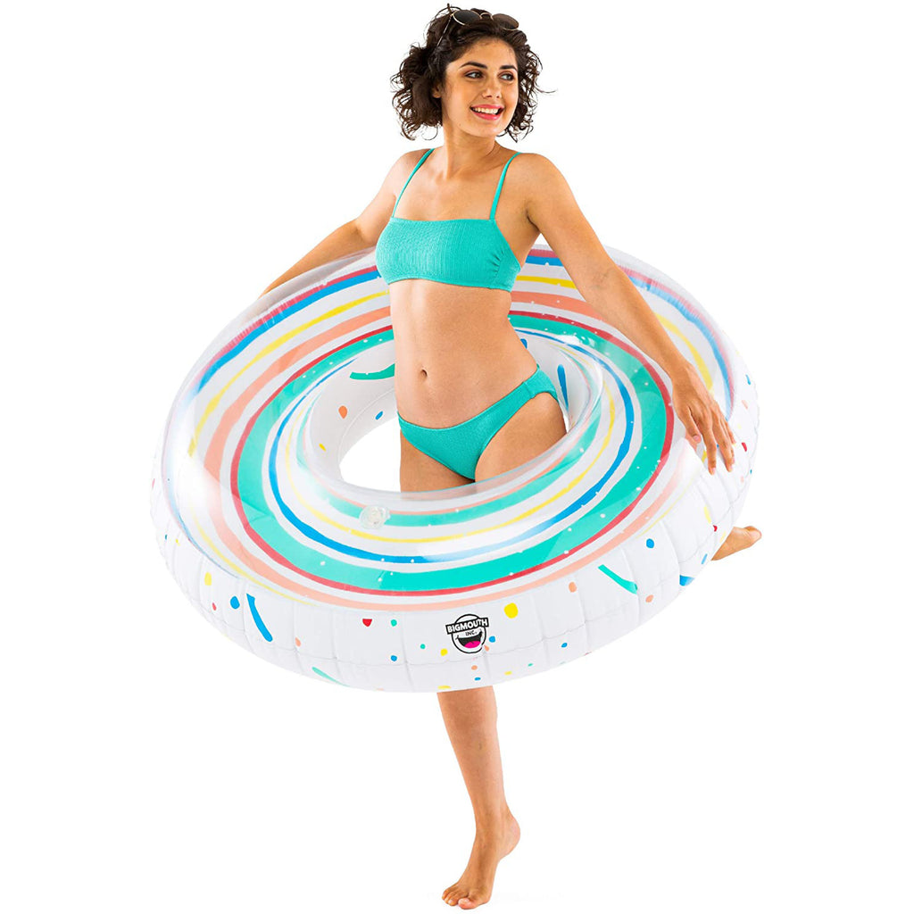 Giant Jawbreaker Pool Float