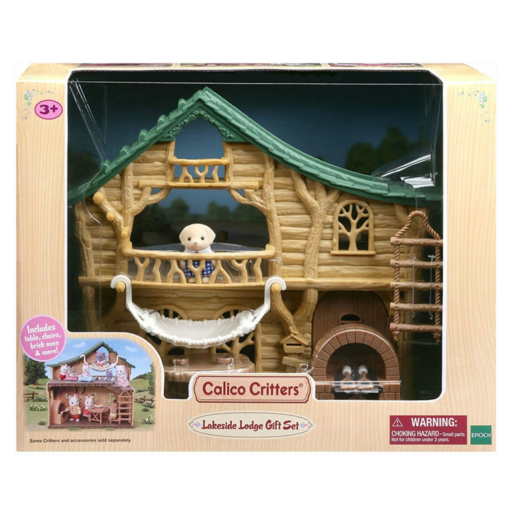 Calico Lakeside Lodge Gift Set