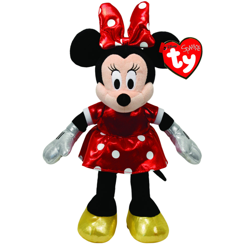 Minnie Mouse Medium Beanie Baby