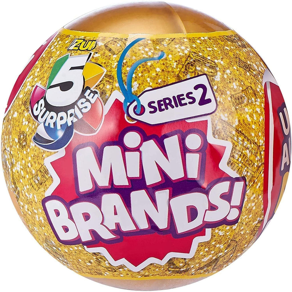 5 Surprise Mini Brands Series 2