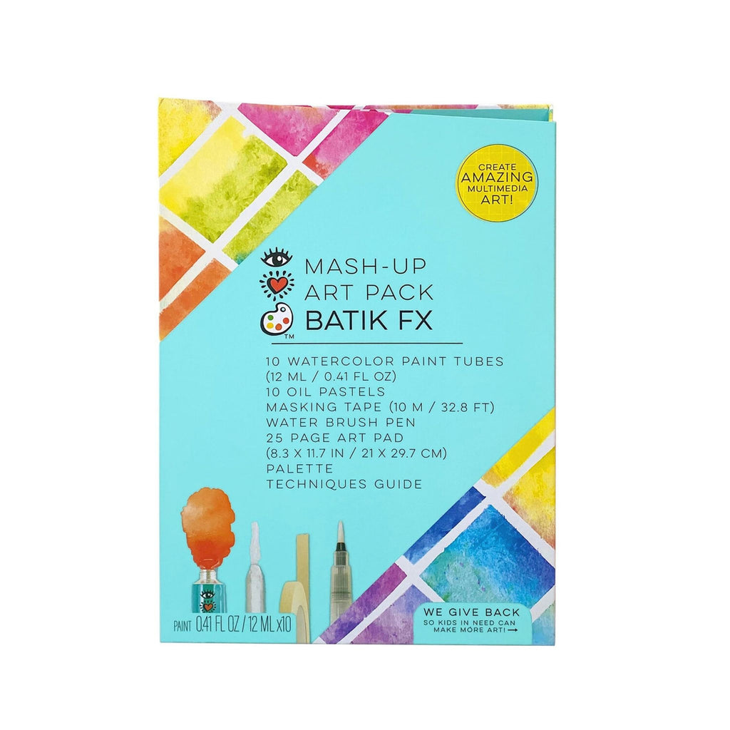 iHeart Art Mash Up Art Pack Batik FX
