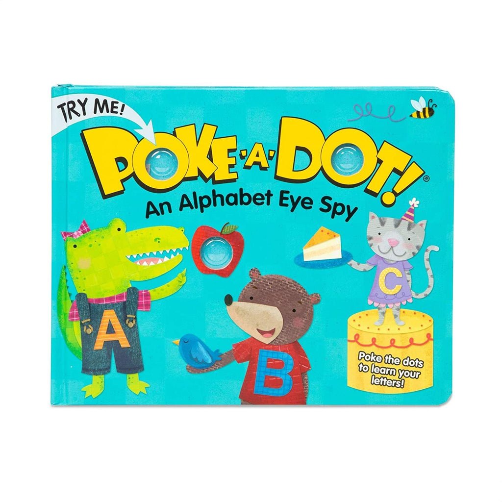 Poke-A-Dot Alphabet Eye Spy