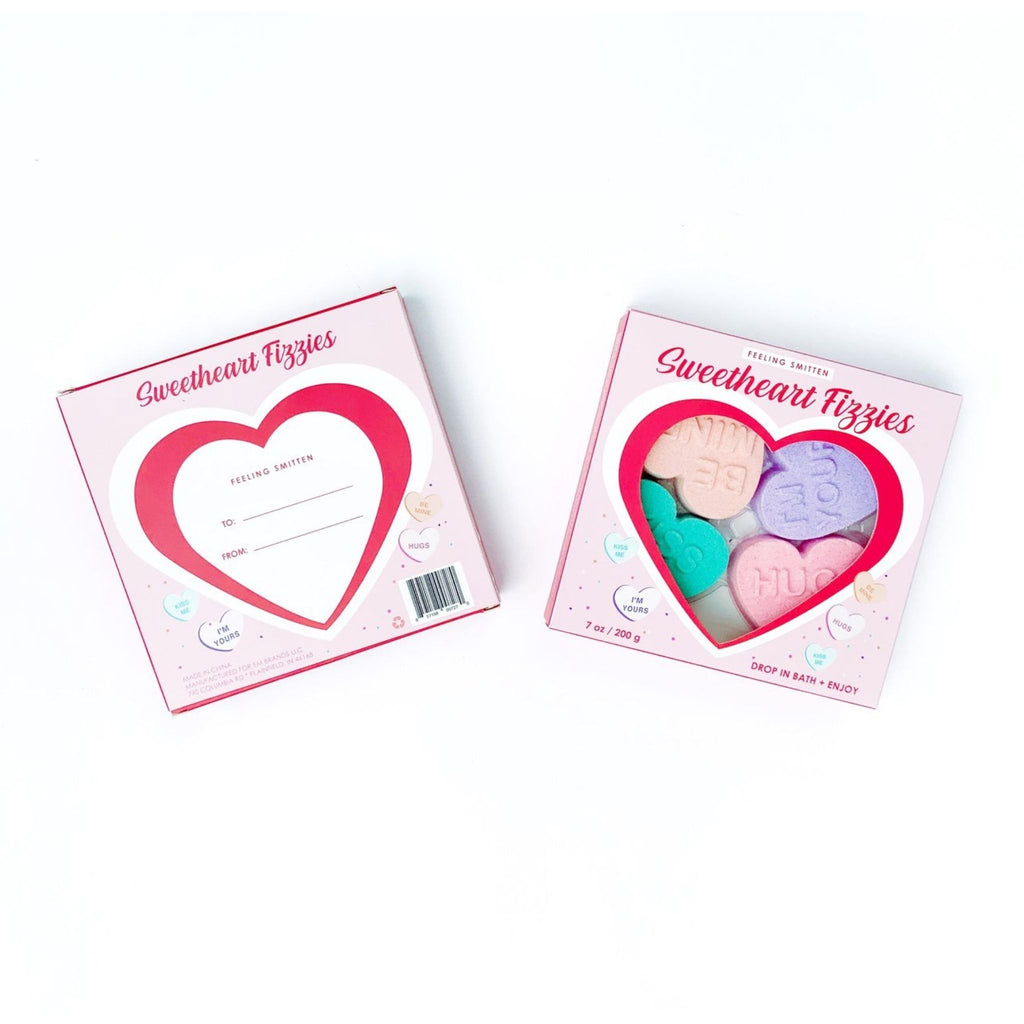 Sweetheart Fizzies Gift Set