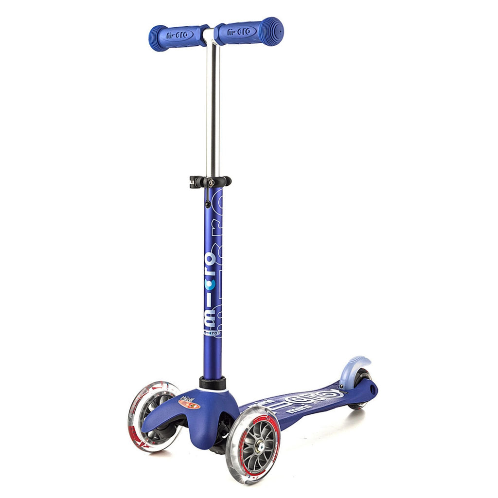 Blue Mini 3in1 Deluxe Scooter