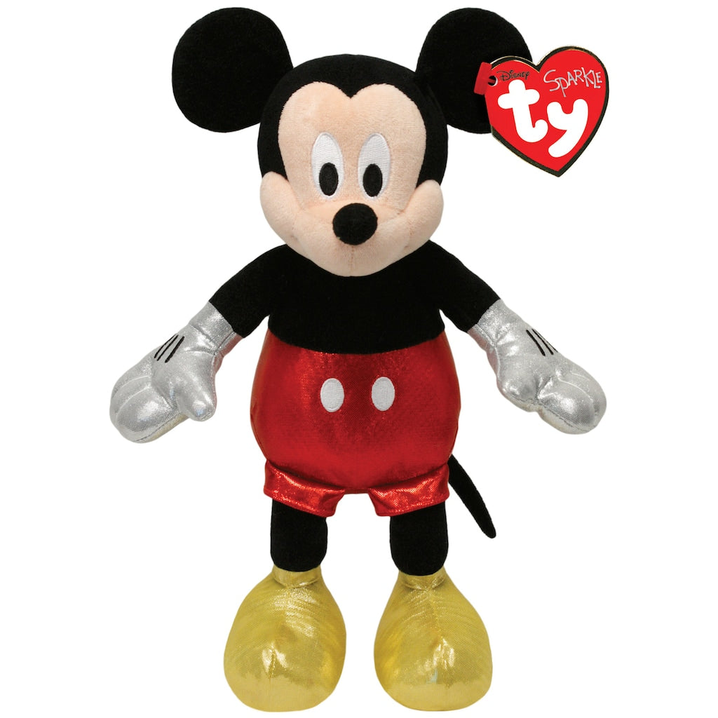 Mickey Mouse Regular Beanie Baby