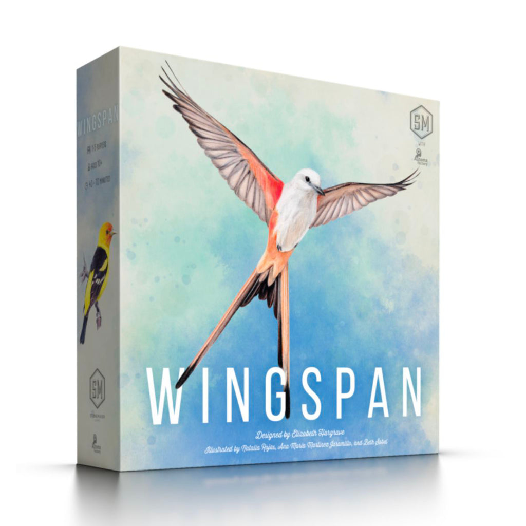 Wingspan Strategy Board Game