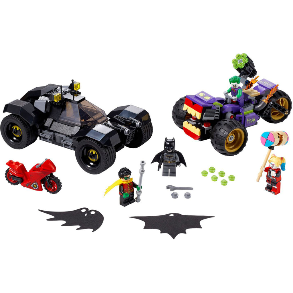 LEGO Super Hero Joker's Trike Chase