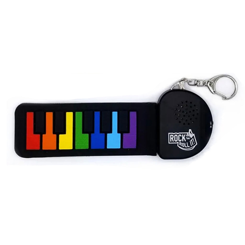 Rock and Roll It! Rainbow Micro Piano