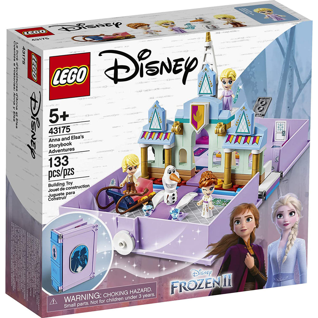 LEGO Disney Anna and Elsa's Storybook Adventures