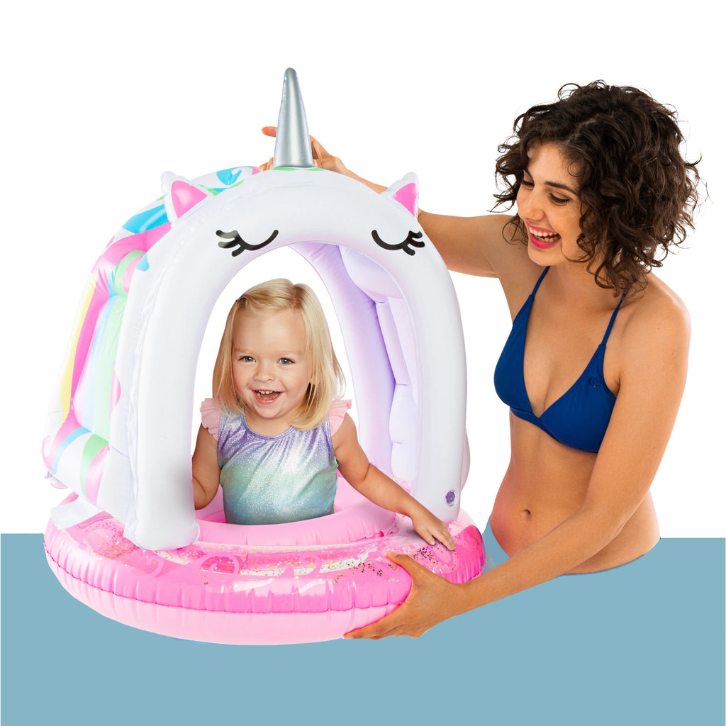 Unicorn Lil' Float with Canopy