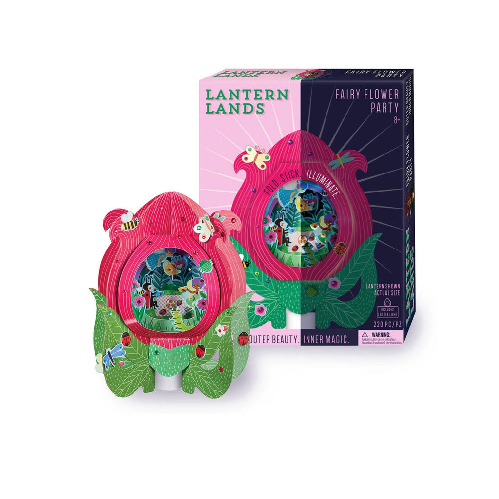 Lantern Lands- Fairy Flower Party