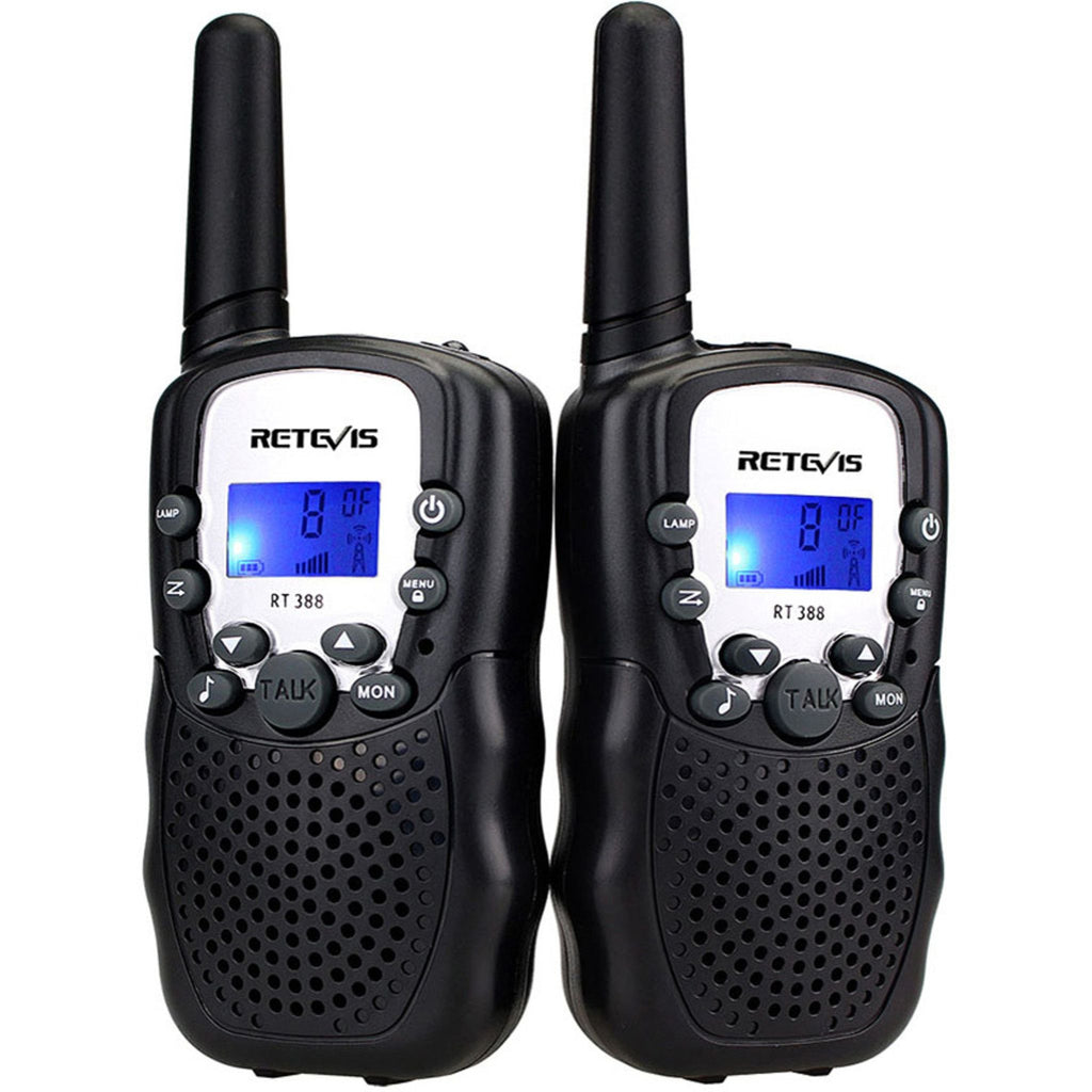 Black Walkie Talkie