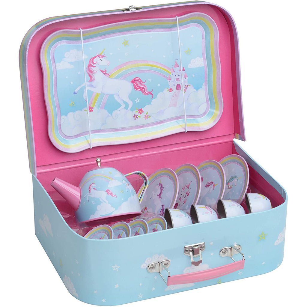 Unicorn Tea Set