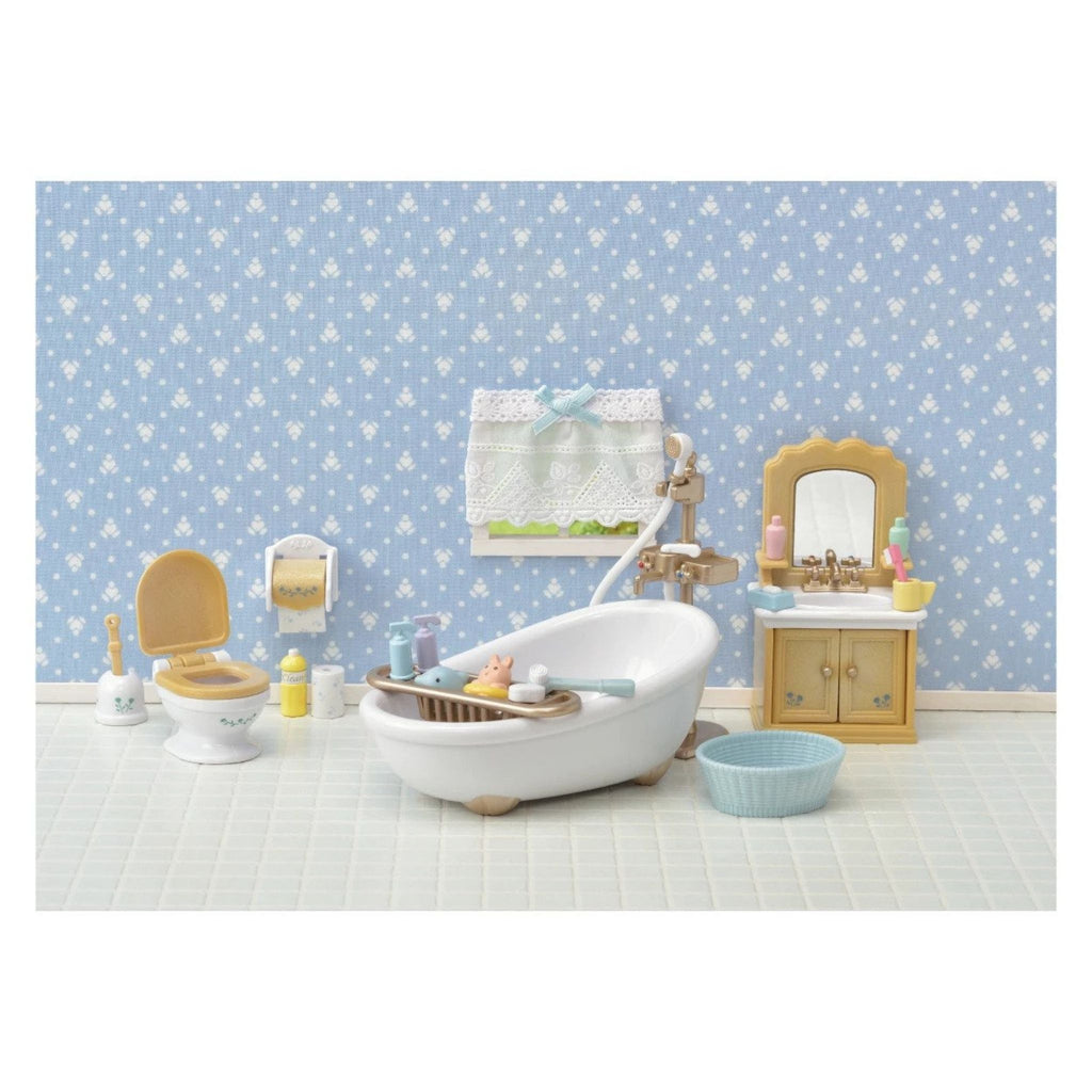 Calico Country Bathroom Set
