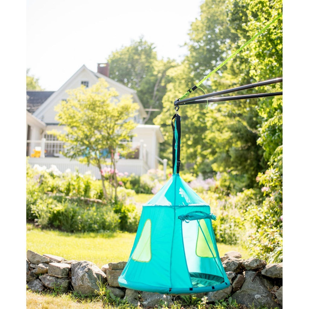 "Slackers Swing House + 40"" Sky Swing"