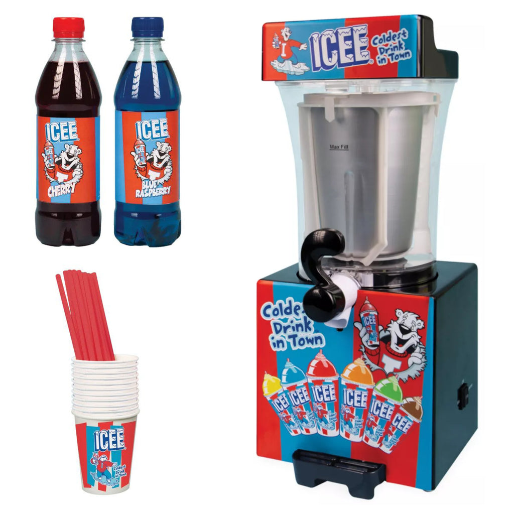 ICEE Slushie Maker Set