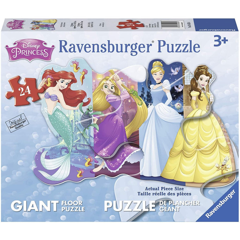 Pretty Princesses Floor Puzzle
