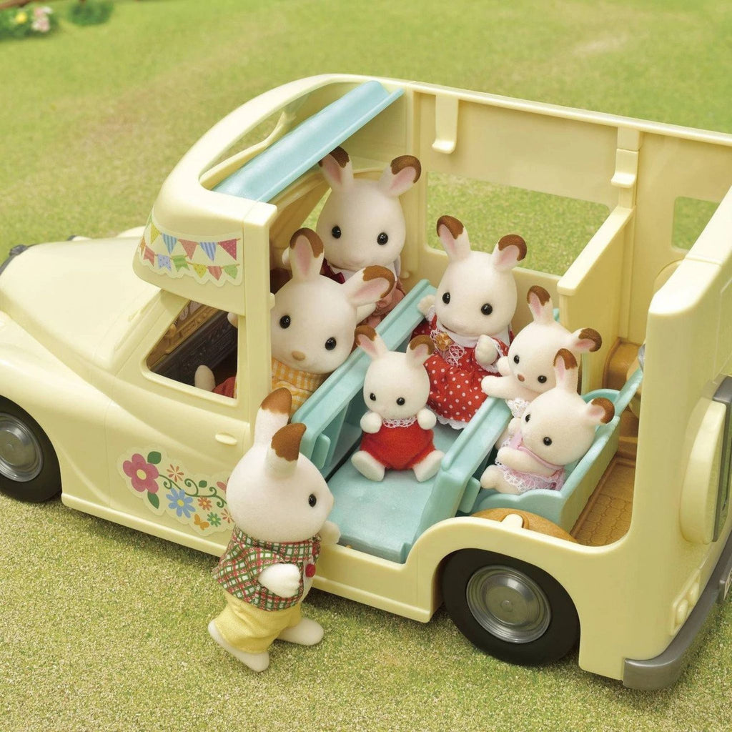 Calico Family Campervan