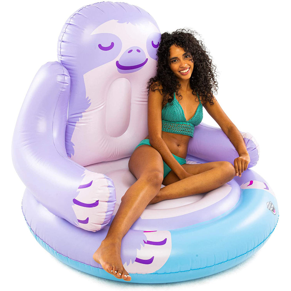 Giant Sloth Pool Float