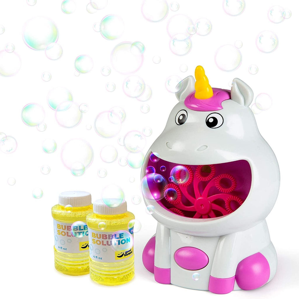 Unicorn Bubble Machine
