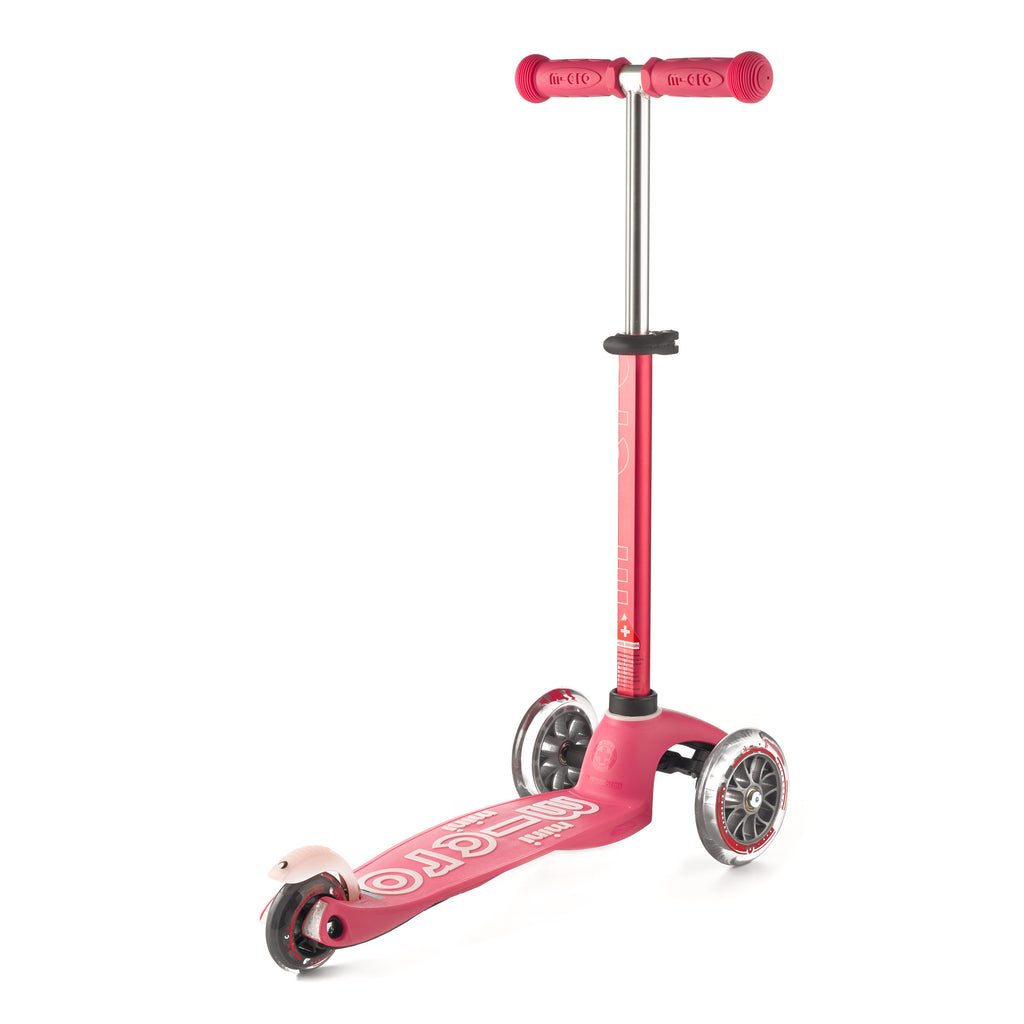 Pink Mini Deluxe Scooter