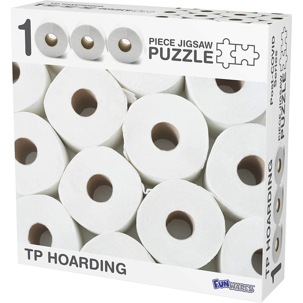Toilet Paper Hoarding Puzzle