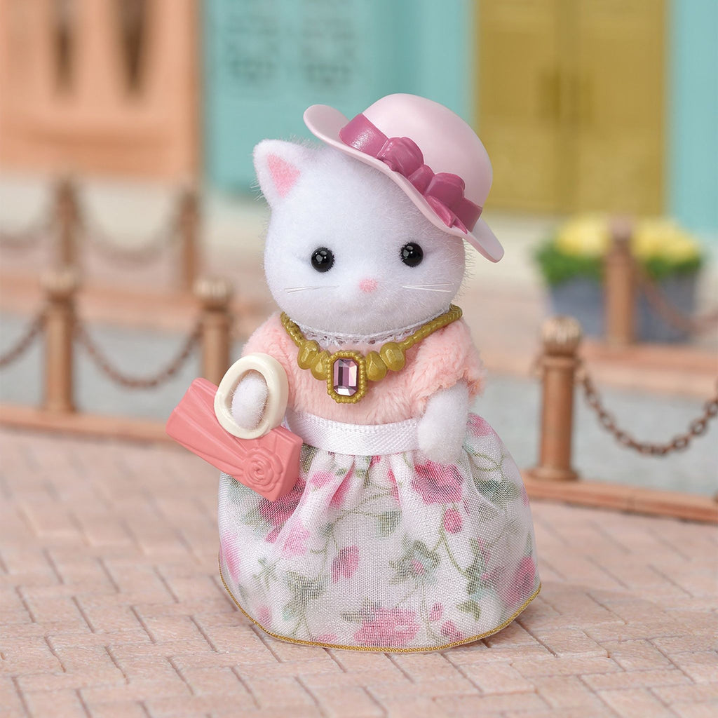 Calico Fashion Playset Persian Cat
