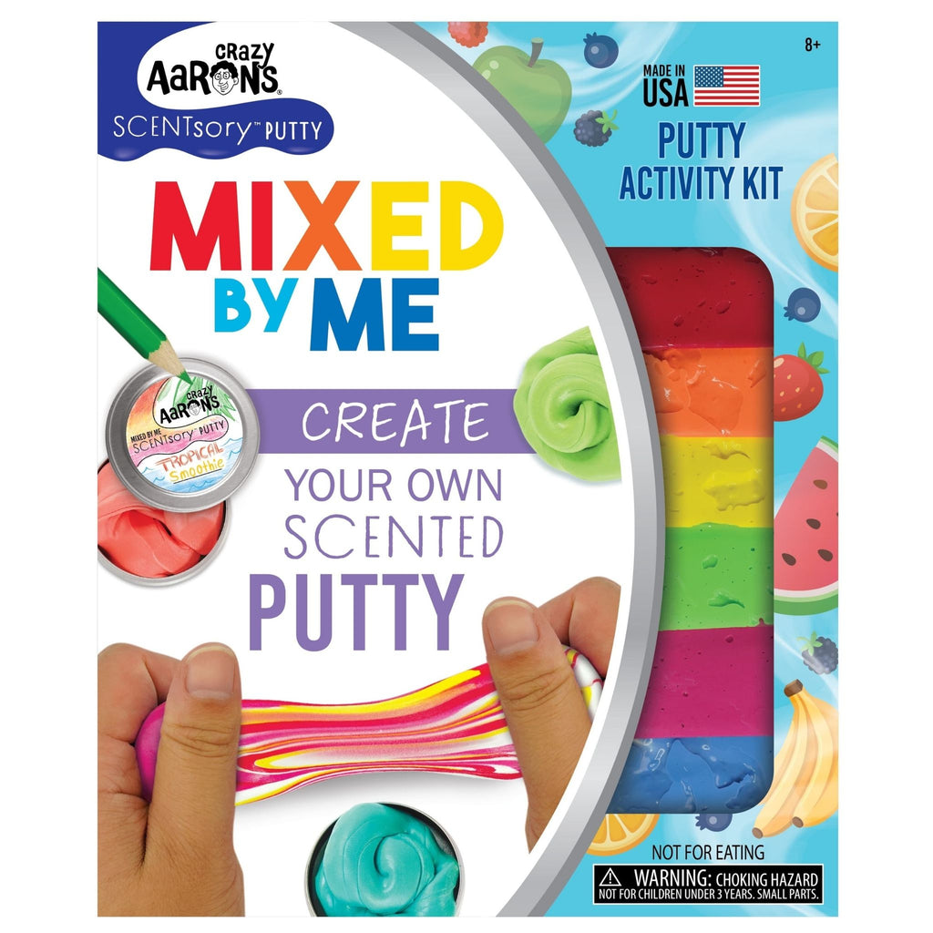Mixed By Me SCENTsory Putty