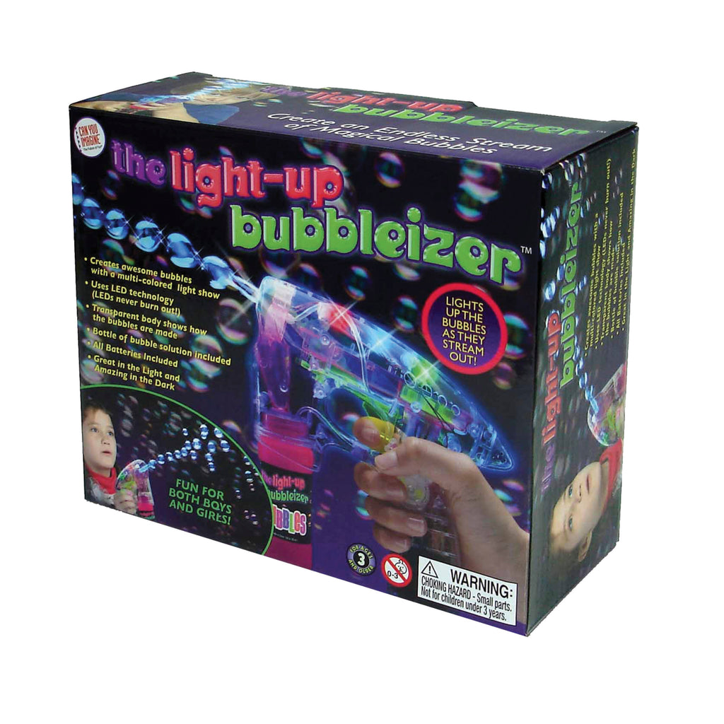 Light-Up Bubbleizer